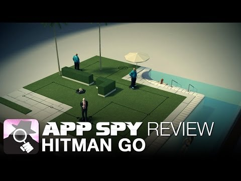 Hitman GO   iOS iPhone / iPad Gameplay Review - AppSpy.com