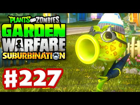 Plants vs. Zombies: Garden Warfare - Gameplay Walkthrough Part 227 - Toxic Garden Ops! (PC)