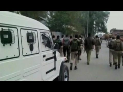 Terrorists targeting mobile towers, telecom shops in Northern Kashmir: Police