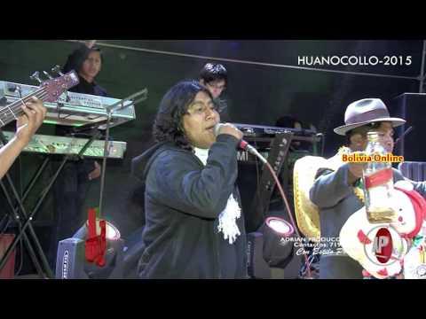 CUMBIA BOLIVIA - EDGAR COARI Y SU GRUPO SAGRADO EN VIVO 2015 HUANOCOLLO #7 (BOLIVIA ONLINE©)