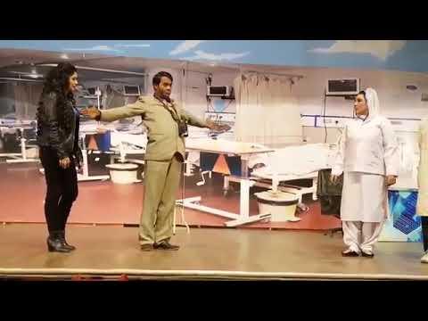 New Punjabi Stage Drama! Full Drama Parts #1 - Akram udas , Gudu Kamal , Afreen Parri , Sitara baig