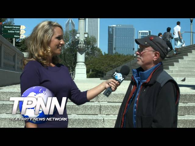 TPNN's Scottie Nell Hughes ask Bill Ayers about Rush Limbaugh