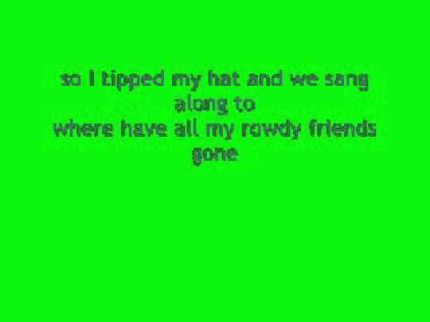 Hank It- Justin Moore (With lyrics)