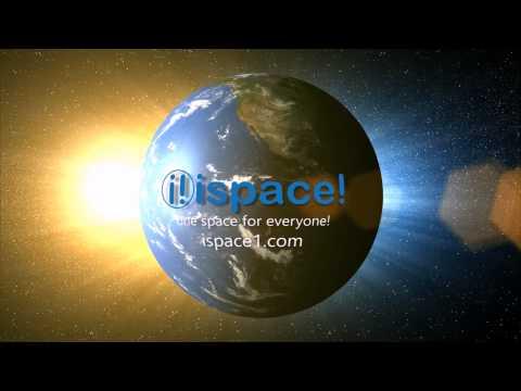 ispace1 video intro animation globe revolution