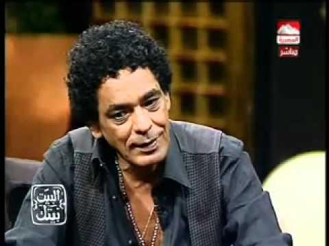 Mohamed Mounir Talks About Tamer Hosny - كلام محمد منير عن تامر حسني