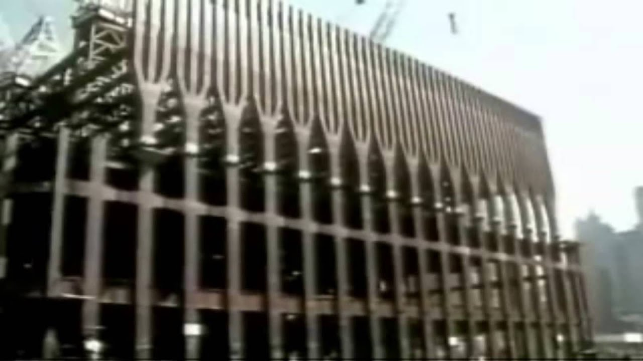 Building The World Trade Center Towers Youtube