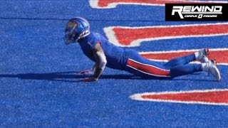 Download Kansas' LaQuvionte Gonzalez Goes Camouflage | CampusInsiders 3Gp Mp4