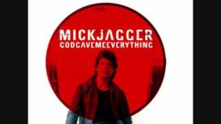 Watch Mick Jagger God Gave Me Everything video