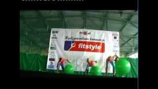 Fit Ball - Akademia Fitness Planet , Konwencja FitStyle Summer 2013