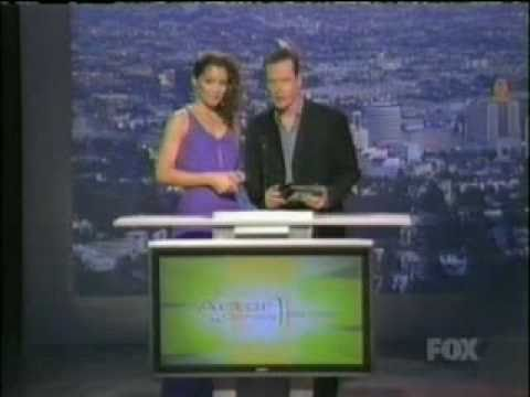 Michael Michele @ TV Guide Award 2001