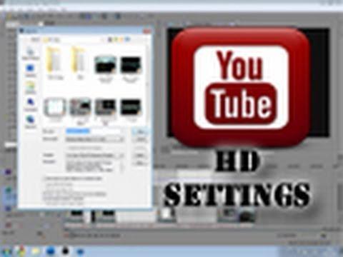 Sony Vegas Pro 10 / 11 Tutorial | How to Render 720p HD Videos | FAQ - TechyTutorials