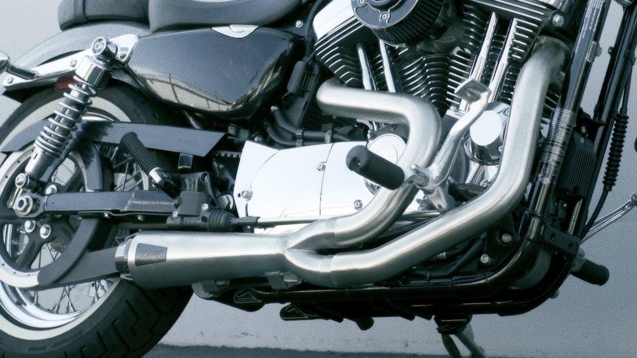 Harley Davidson Sportster R Exhaust