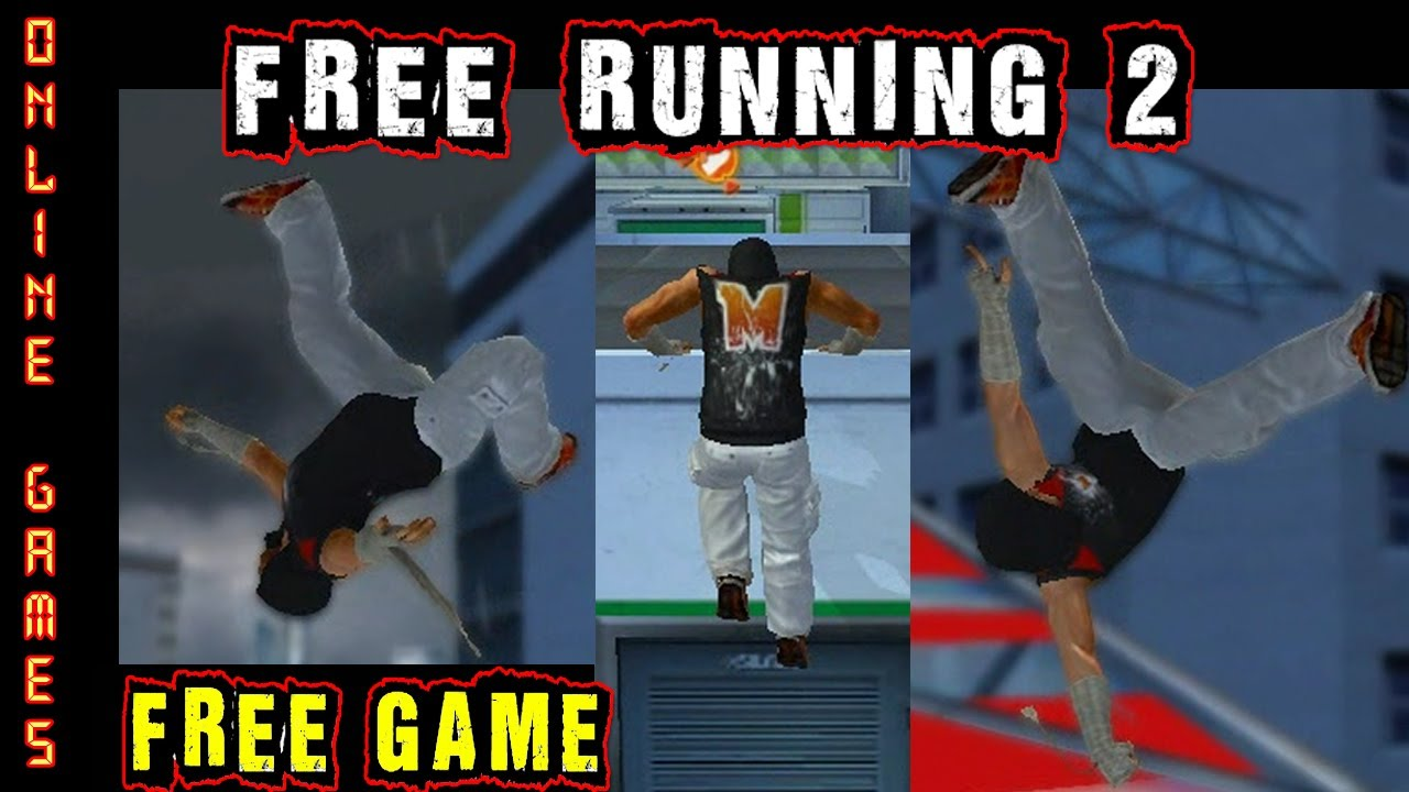 miniclip games free running 2