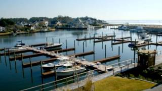 North Carolina Luxury Condominiums and Marina at Spooners Creek