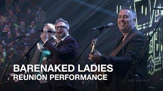 Barenaked Ladies Reunion Performance   Juno Awards 2018