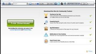 How to Get Rid of Mixi.DJ Toolbar - Mixi.DJ Virus Uninstall Guide