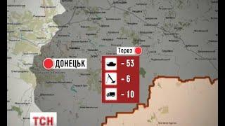 ОБСЄ зафіксувала накопичення танків та іншої військової техніки на окупованих територіях - (видео)