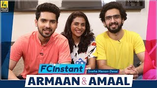Interview With Armaan Malik And Amaal Mallik Fc Instant Film Companion