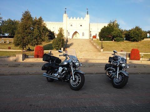Motocyklowa wycieczka - Lublin Chełm - FMYV GoPro