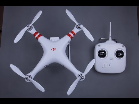 DJI Phantom Review