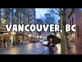 PLACES TO EAT AROUND VANCOUVER LOOKOUT, GASTOWN, CHINA TOWN | Vancouver, BC Travel Vlog
