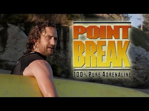 Gerard Butler Taking On POINT BREAK Remake