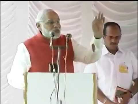 PM Modi addresses students at Siddaganga Mutt, Tumkur