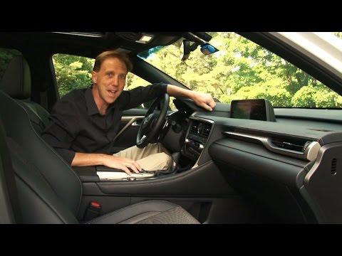Lexus RX 350 F SPORT 2016 Review