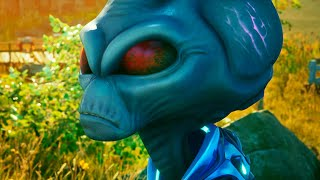 Destroy All Humans Remake - 15 Minutes Of Cinematics And Extended Gameplay Demo | E3 2019