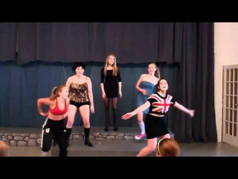 """Spice Girls """"Wannabe"""" cover"""