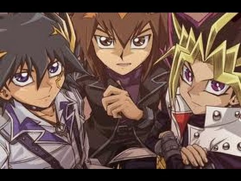 What Is The Best Yugioh  Series Yu-gi-oh Gx 5ds Or  Zexal?? video