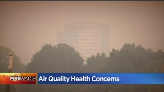 Extremely Unhealthy Air Quality Blankets Sacramento Area