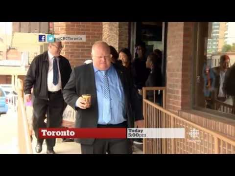 CBC News Toronto at 5: Monday June 17, 2013