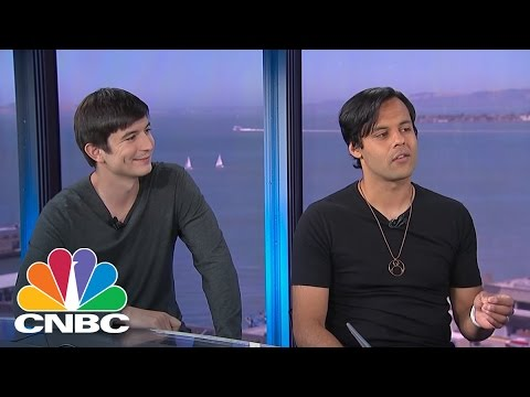 Robinhood Co-Founders: Inspiring Investors | Mad Money | CNBC