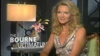 Joan Allen interview for The Bourne Ultimatum