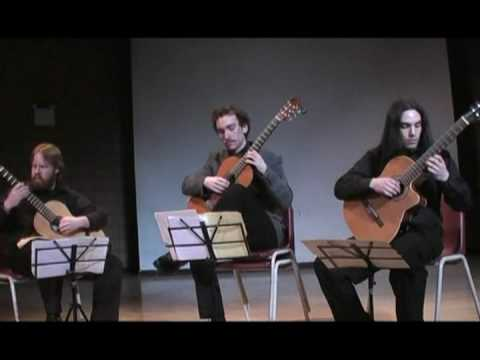 Classical Guitar Recital Part 8