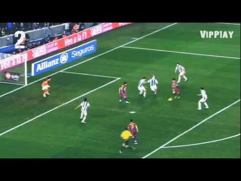 Lionel Messi 2011 - TOP 10 GOALS *NEW*