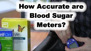 How Accurate are Blood Sugar Monitors?