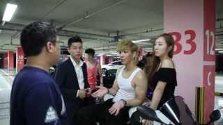 ???(Jjun) - ????(Way to your heart) M/V Making