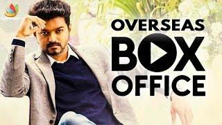 BIGGEST BLOCKBUSTER: Sarkar Overseas Box Office Collection | Hot Tamil Cinema News