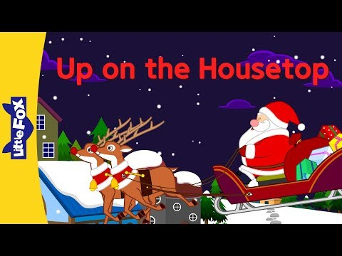 Holiday - Up on The Housetop