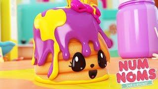 Num Noms | Butter Slip and Slide | Num Noms Snackables Compilation | Cartoons for Children