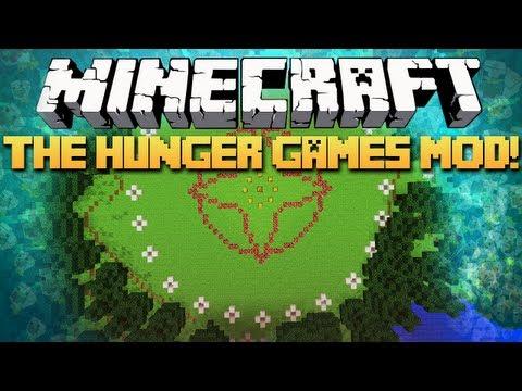 Minecraft: Mody 1.2.5 - The Hunger Games Mod! (Igrzyska Śmierci!)