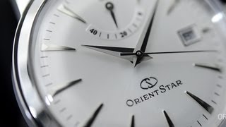Orient Star SEL05004W0 SEL05004W EL05004W Classic Dress Watch