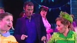Marti Pellow - The Witches of Eastwick interview - BBC Breakfast (2008)