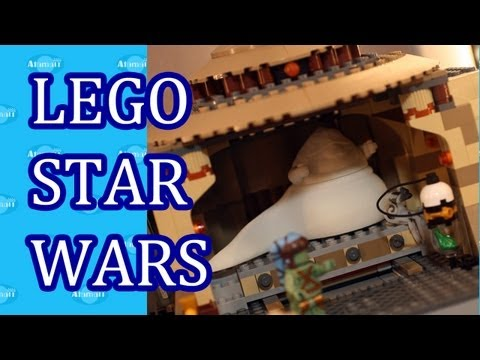 LEGO Star Wars Toys New York Toy Fair Preview