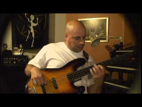 Amerika : Jaco Pastorius bass cover
