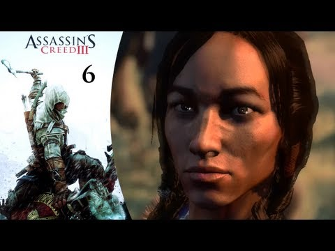 Assassins Creed 3 - Walkthrough Part 6 - Excuse me Miss Whats...