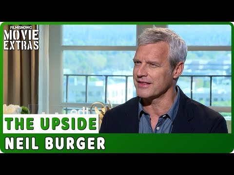 THE UPSIDE   Neil Burger Talks About The Movie - Official Interview