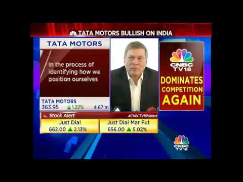 There Are Significant Signs Of Improvement In The Indian Market: Tata Motors
